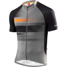 Löffler Track Bike Jersey Full-Zip Herren olive